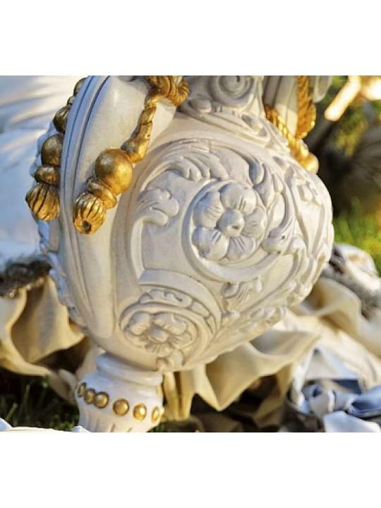 Настольная лампа AMELIHOME Tiffany TF/10656