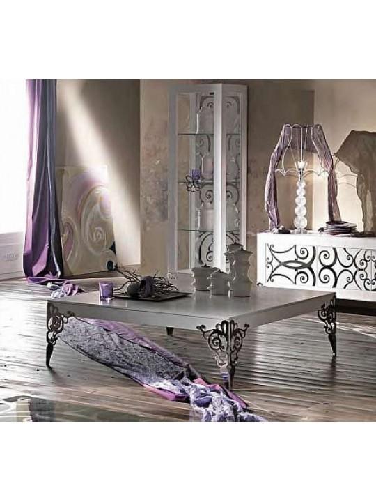 Стол журнальный BASTEX White Titania WTITAVC
