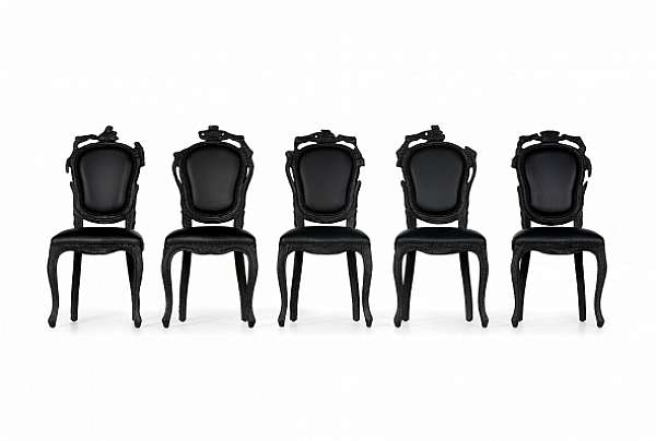 Стул MOOOI COLLECTION Smoke Dining Chair